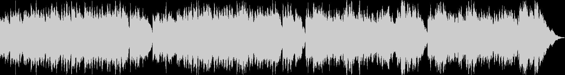 ソル作曲 6つのディヴェルティメントからの未再生の波形