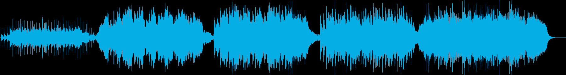 【劇伴】ミステリーサスペンスの再生済みの波形