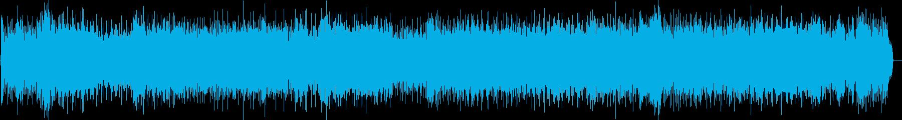 レース バトル系 疾走感フュージョンの再生済みの波形