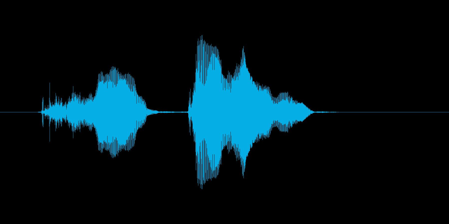 きゅんきゅん!の再生済みの波形