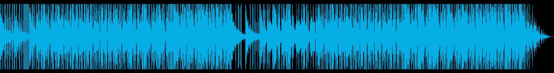 ムーディー/R&B_No395の再生済みの波形