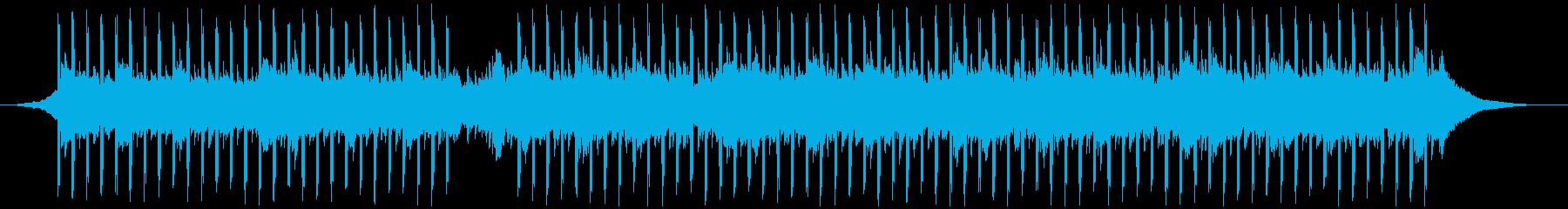 本社(60秒)の再生済みの波形