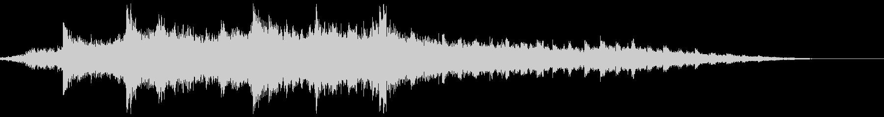 texture14の未再生の波形