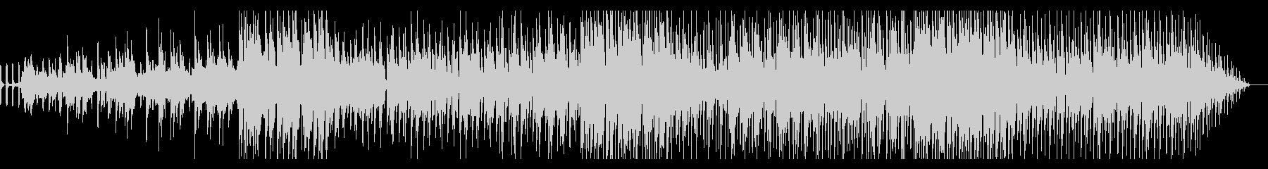 オルガンとクリーンなエレクトリック...の未再生の波形