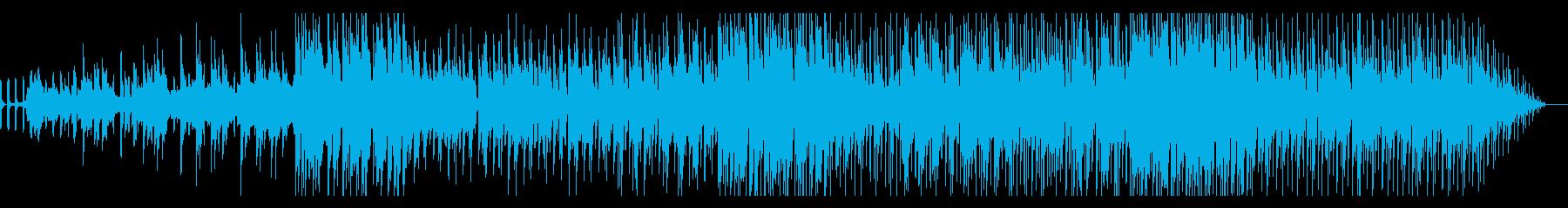 オルガンとクリーンなエレクトリック...の再生済みの波形