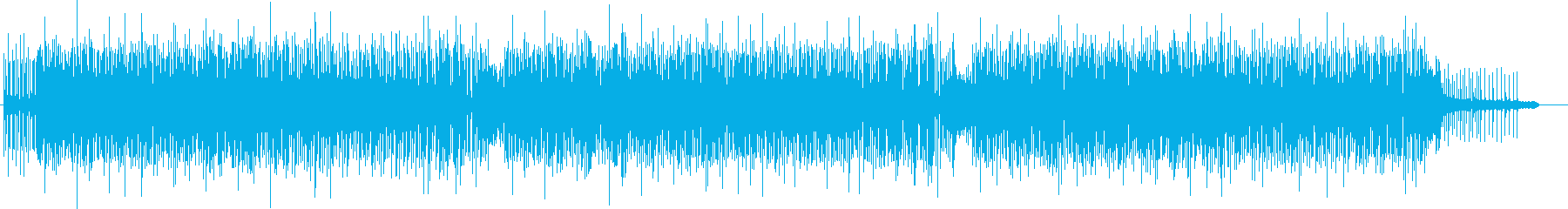 Nori good calm pops's reproduced waveform
