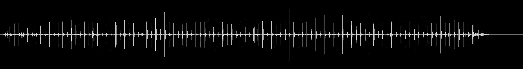 手順-木製の表面-屋外-男性-継続...の未再生の波形
