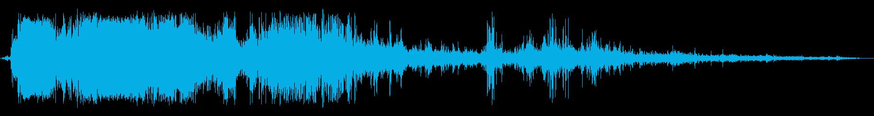 ビッグ・ローリング・サンダー・ラン...の再生済みの波形