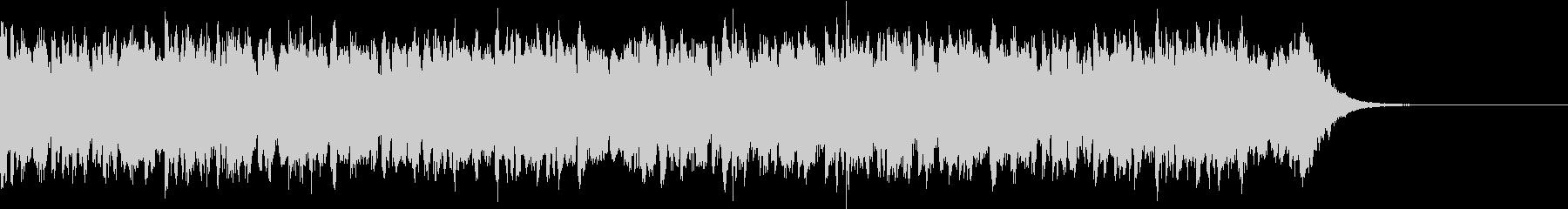 『カルメン』序曲 テクノポップにアレンジの未再生の波形