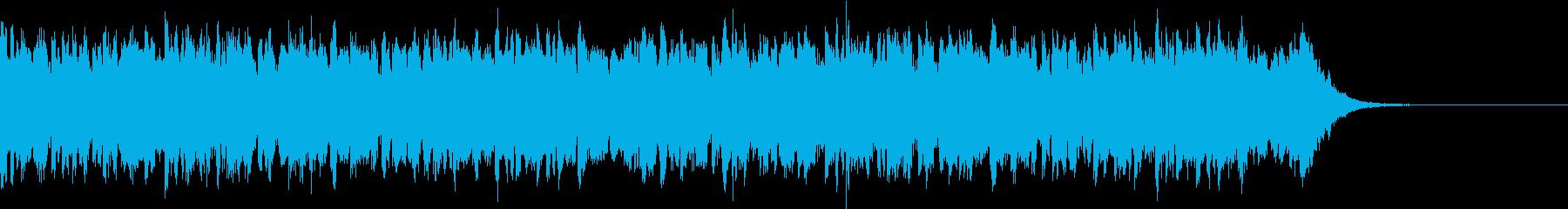 『カルメン』序曲 テクノポップにアレンジの再生済みの波形