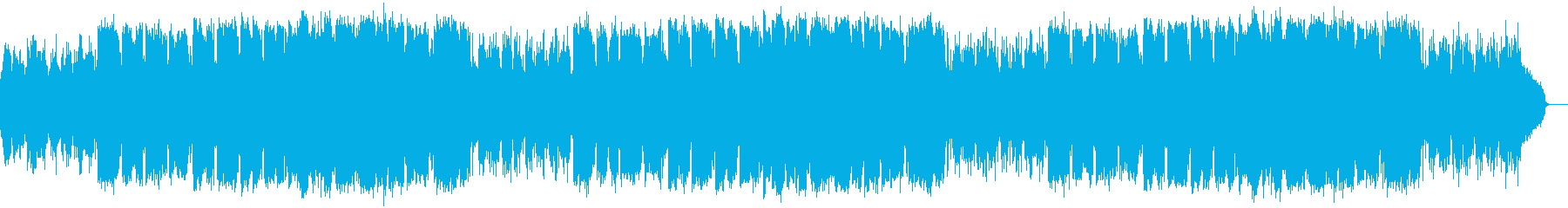 メロディアスで切ない和風ポップスの再生済みの波形