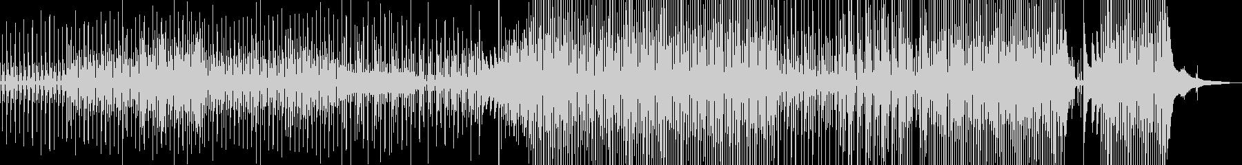 ウクレレ・後半賑やか 日常作品に C★の未再生の波形