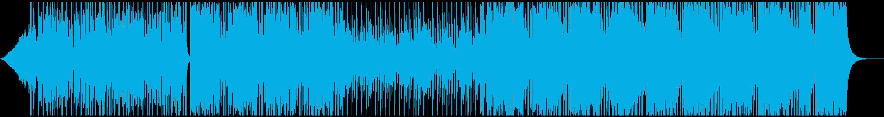 ポップロック 積極的 焦り 燃える...の再生済みの波形