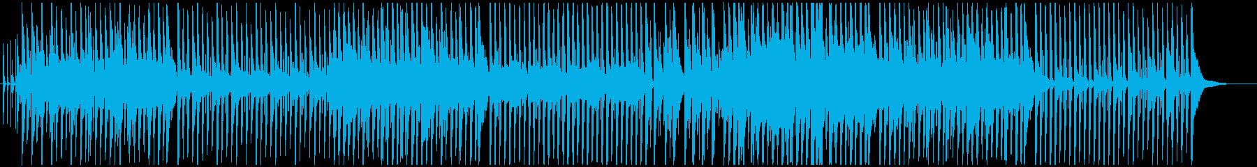 まったり-のどかなポップオーケストラ-森の再生済みの波形