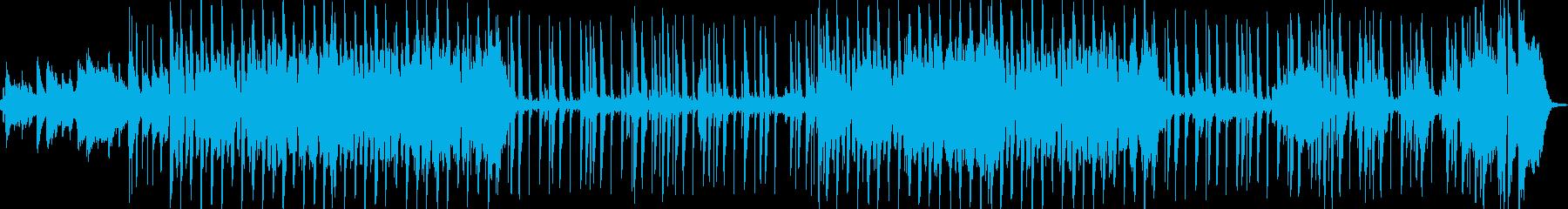 フュージョン ジャズ ファンク R...の再生済みの波形