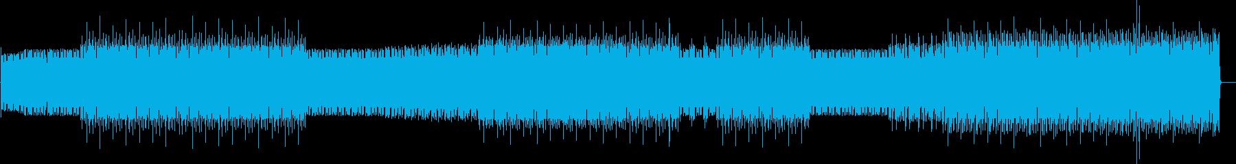 トランス。アルペジオとシーケンサー...の再生済みの波形