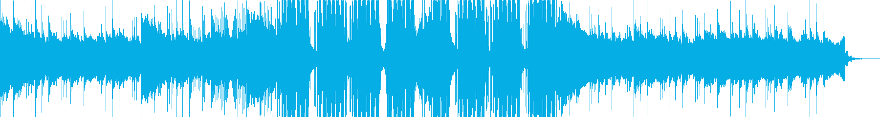 FutureBass3、洋楽、爽快、夏bの再生済みの波形