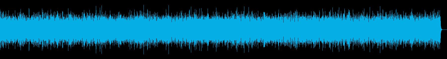 News39 16bit48kHzVerの再生済みの波形
