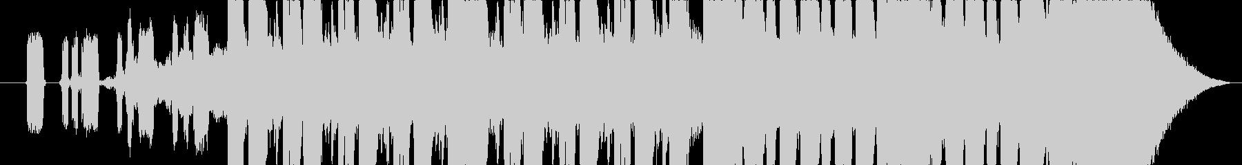 ダイナミックで開放的なギターEDMの未再生の波形