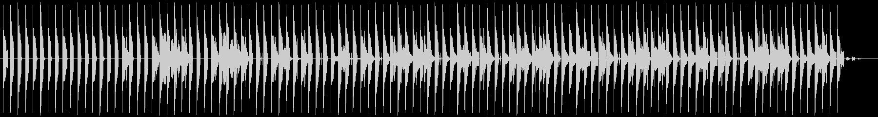 クールなアーバンダンスビートの未再生の波形