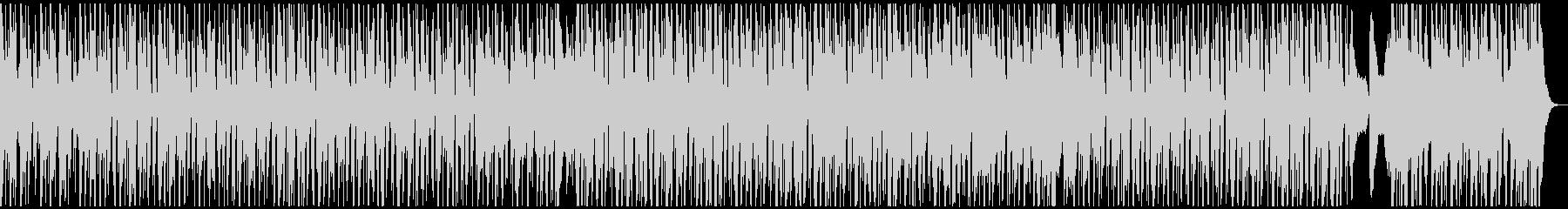 キラキラドリームの未再生の波形