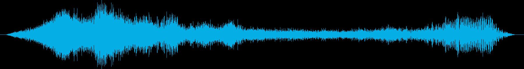エレクトロプラズマスペースクラフト...の再生済みの波形