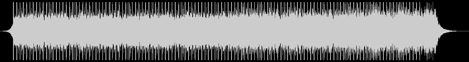 楽観(60秒)の未再生の波形
