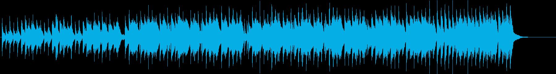 CM用10B、陽気で可愛いキッズ・ペットの再生済みの波形