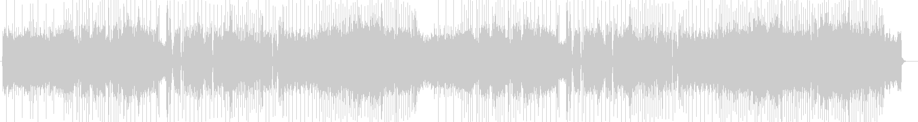 「HR/HM」「ROCK」BGM274の未再生の波形
