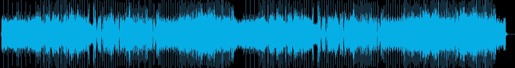 「HR/HM」「ROCK」BGM274の再生済みの波形