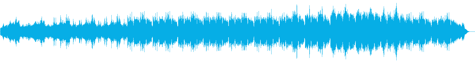 モダン 実験的 広い 壮大 ほのぼ...の再生済みの波形