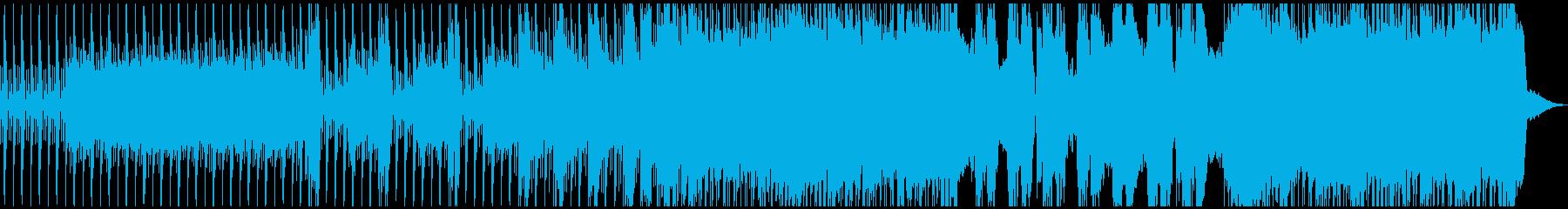 猛烈にキャッチーなギターリフに爆発...の再生済みの波形