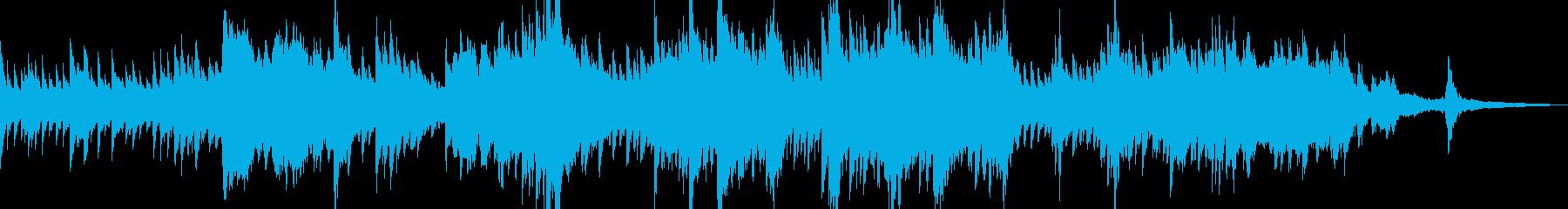 オーケストラの要素を取り入れた観想...の再生済みの波形