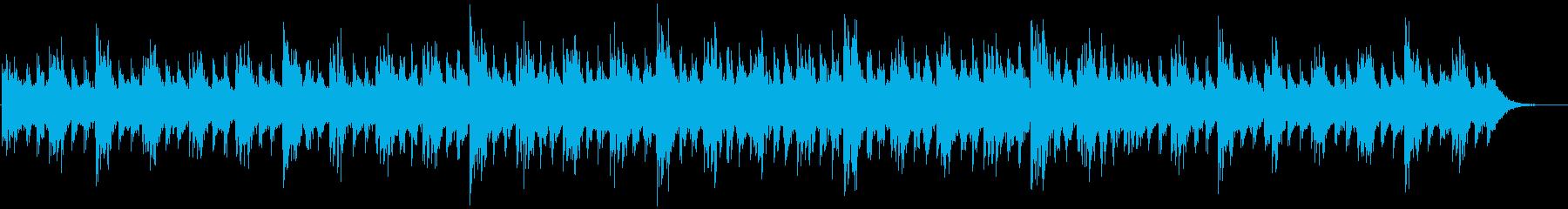 ミニマル系 科学系動画やアニメなどの再生済みの波形