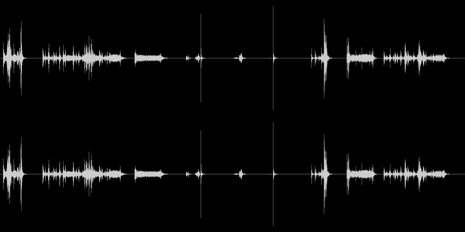 プリンター02-18(インク 交換)の未再生の波形
