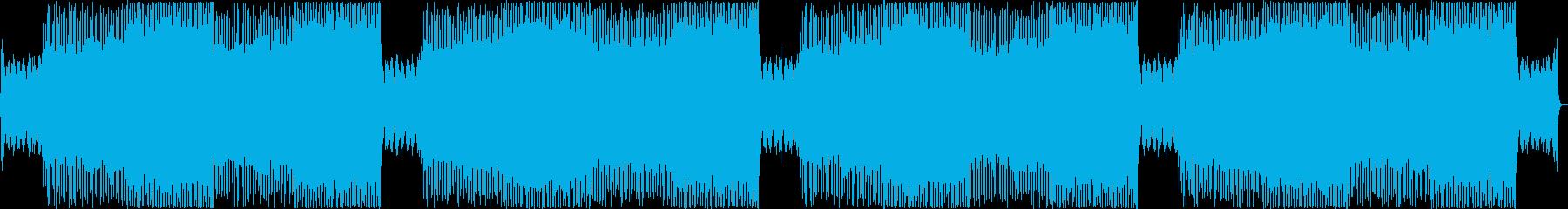 感動的、切ない、EDM、CMの再生済みの波形