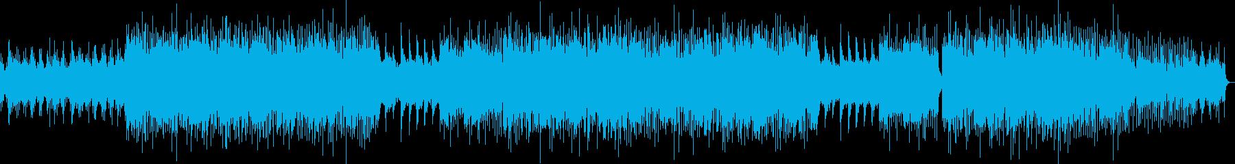 アコギ伴奏が心地よいポストロックの再生済みの波形