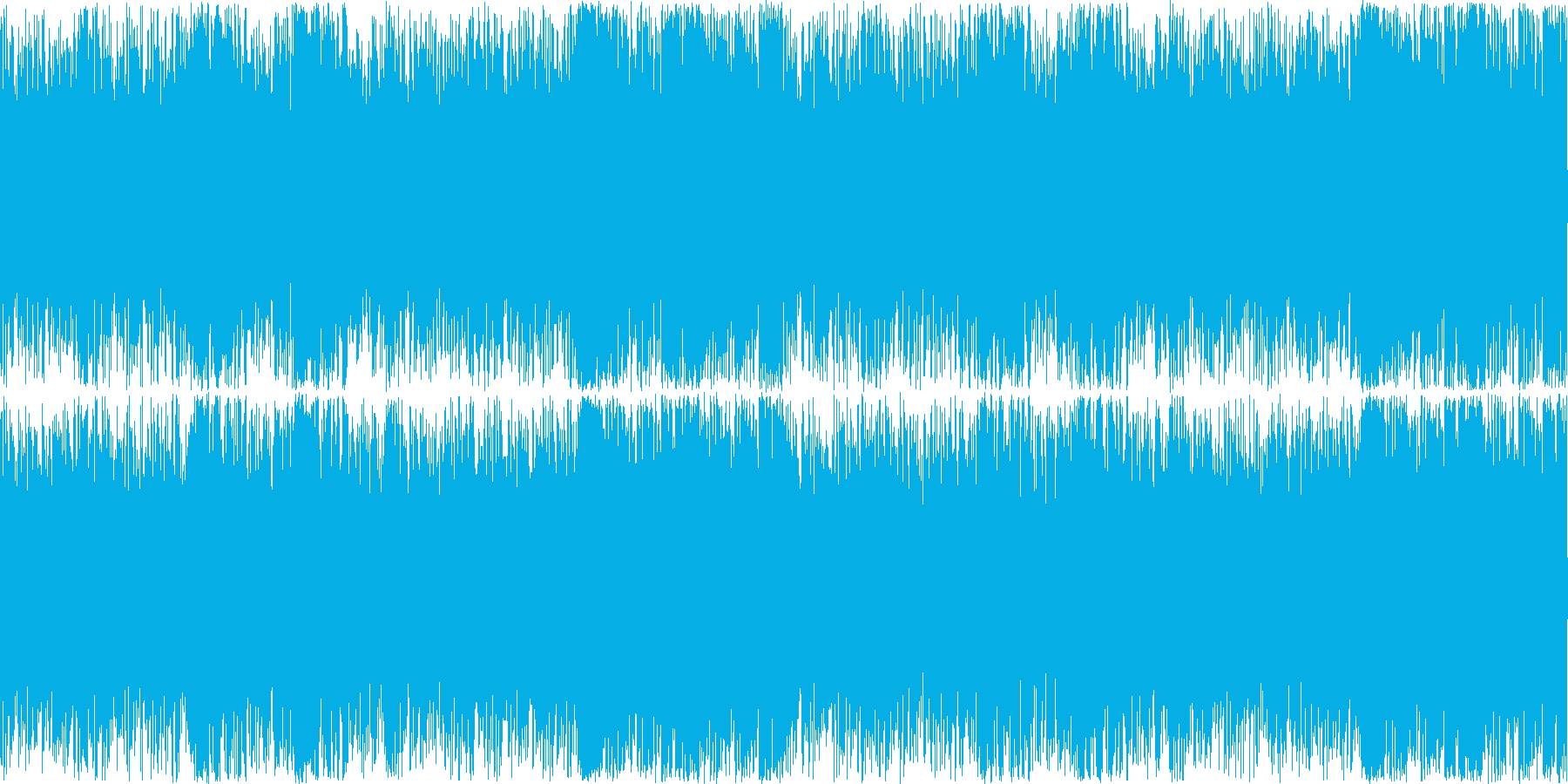 Space Core10の再生済みの波形