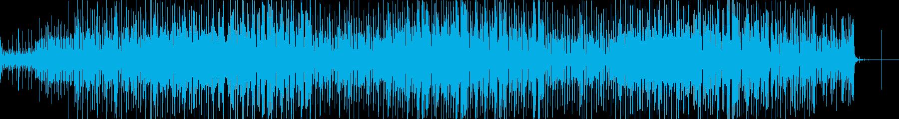 Electro-R&Bインストゥル...の再生済みの波形