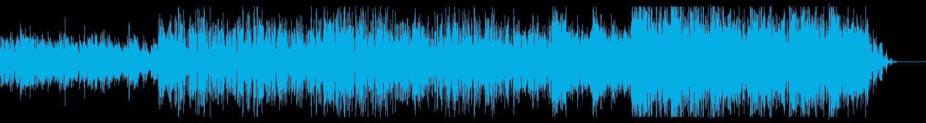KANT悲壮焦燥感のあるBGMの再生済みの波形