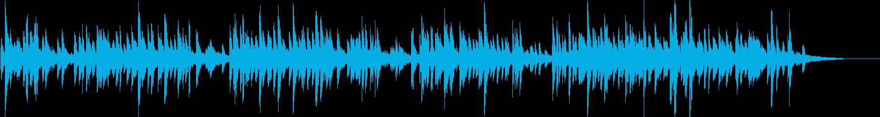 KANT近未来電子環境効果音の再生済みの波形