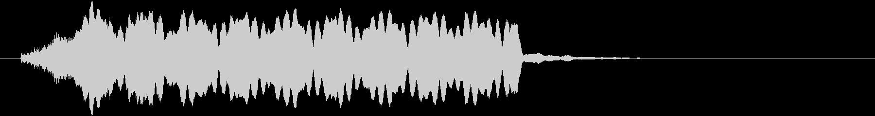 ウウィーン_02の未再生の波形