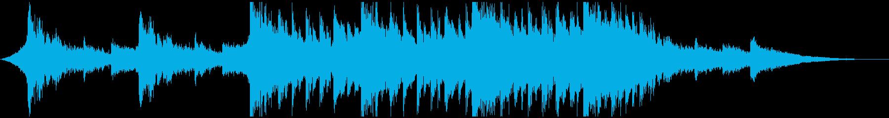 代替案 ポップ 現代的 交響曲 エ...の再生済みの波形