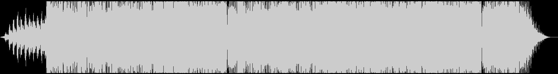 アフリカっぽい雰囲気のアニソン系Jpopの未再生の波形