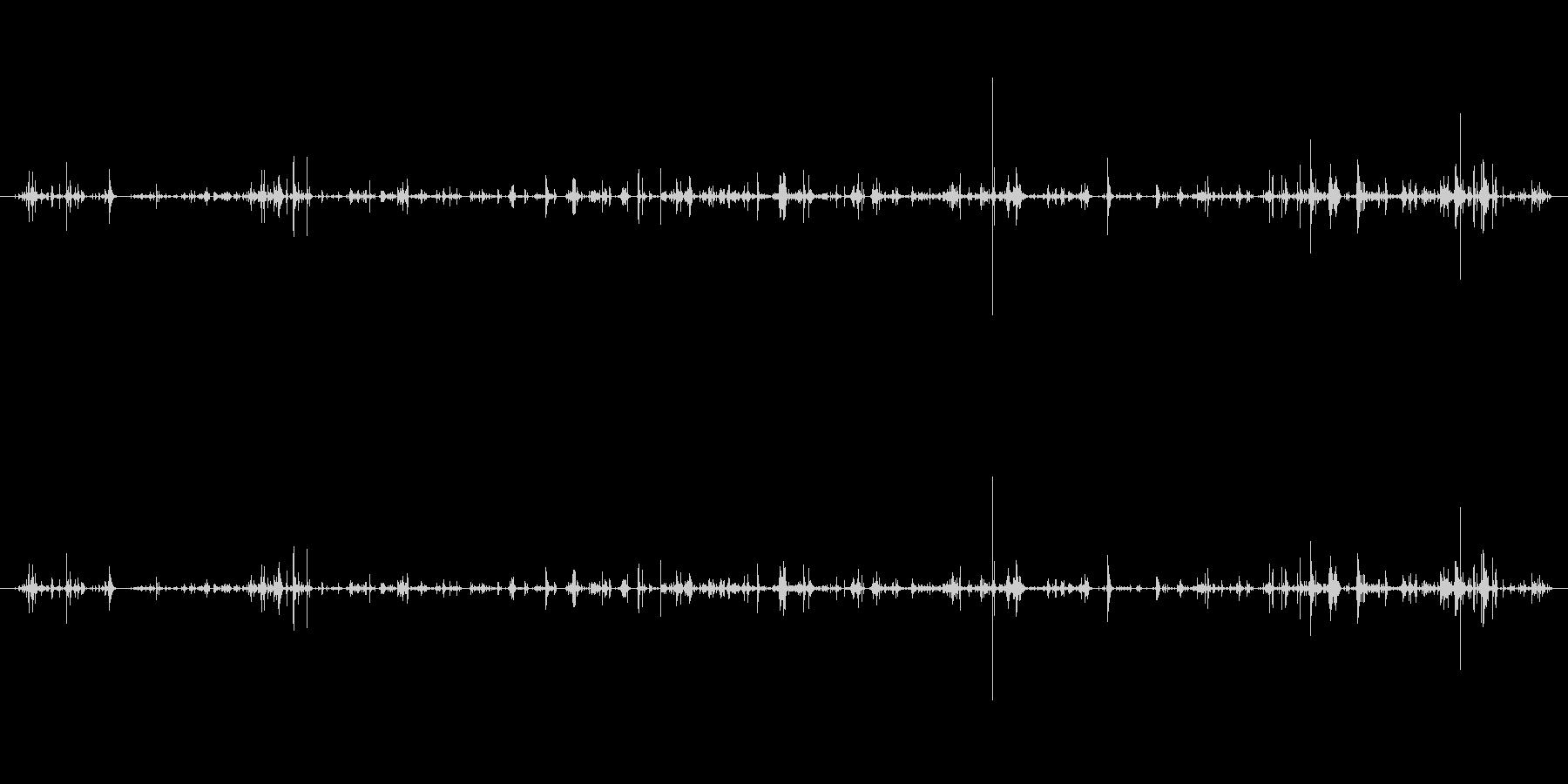 工具 雑貨Rummage 02の未再生の波形