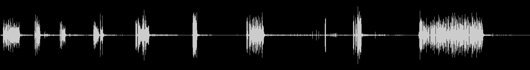 アーク溶接機:さまざまな短いアークと火花の未再生の波形