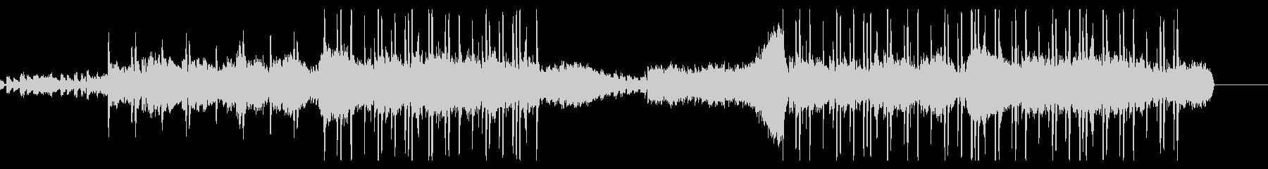 voiceが印象的なエレクトリックポップの未再生の波形