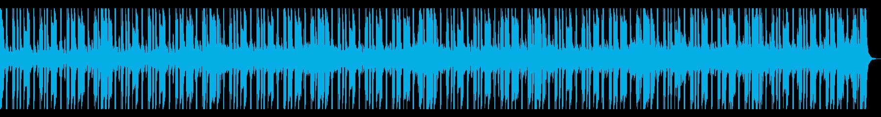 【短いVer12】スローファンクロックの再生済みの波形