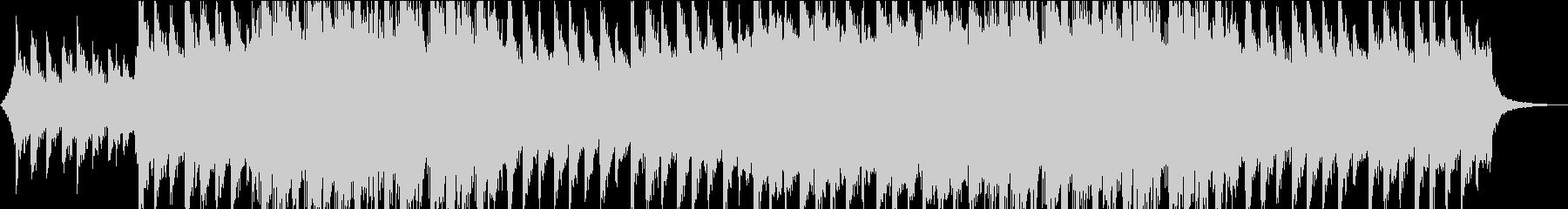 印象に残るメロディのピアノストリングス③の未再生の波形