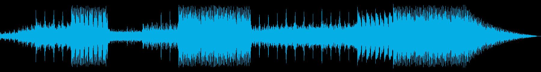 法人 説明的 静か クール ハイテ...の再生済みの波形